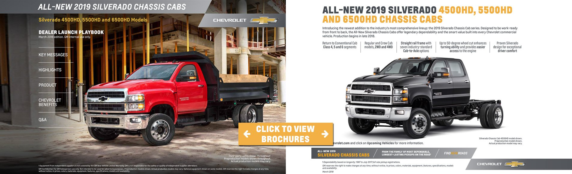 Chevy Commercial Vehicle Slide; Chevy Work Truck Slide ...